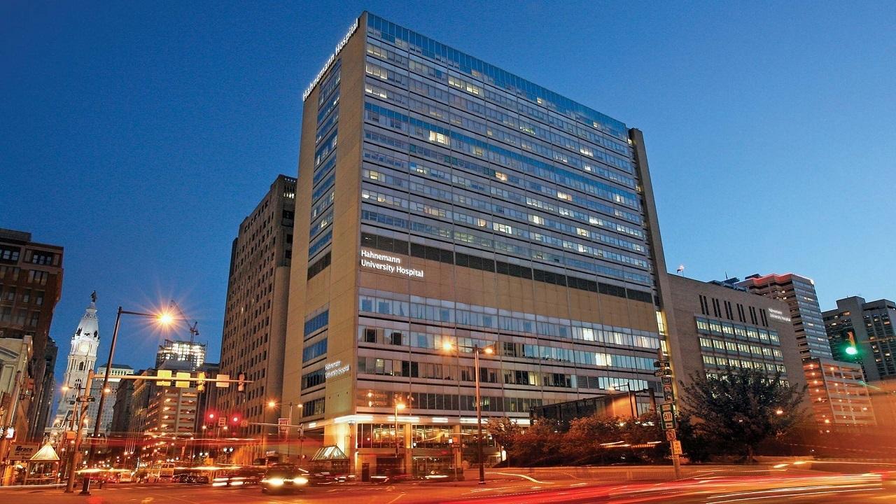 Hahnemann University Hospital to close in September