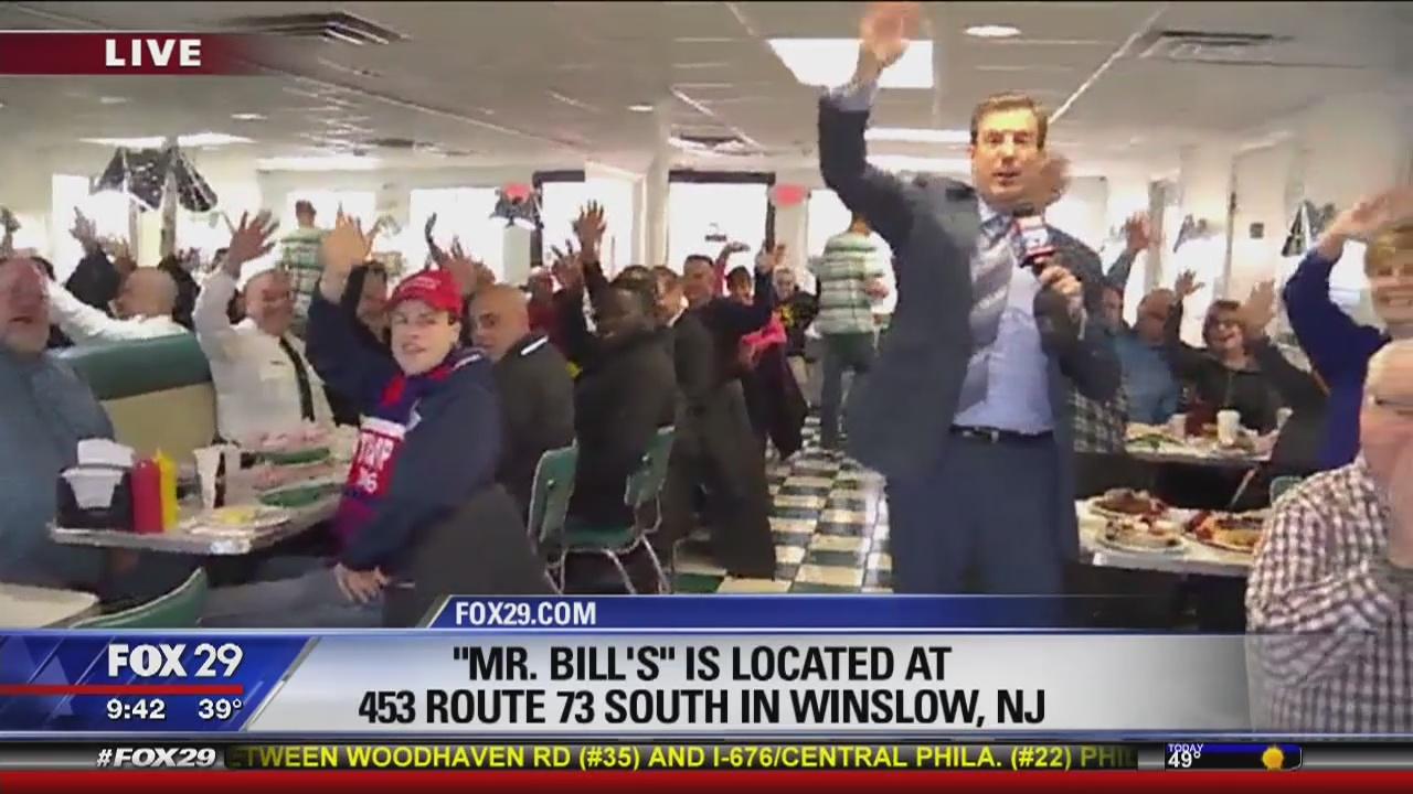 Breakfast with Bob: Bill's in Winslow, NJ