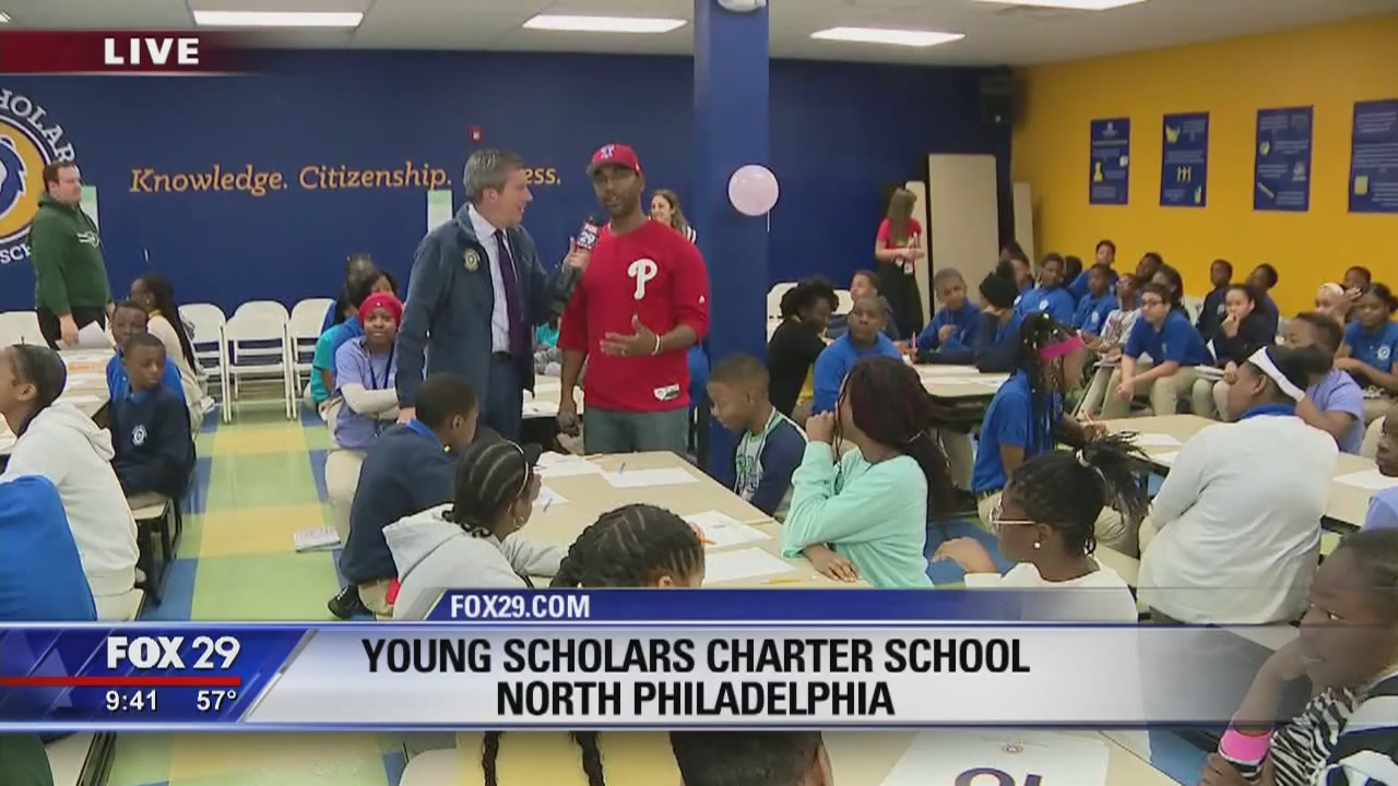 Kelly's Classroom: Young Scholars Charter School