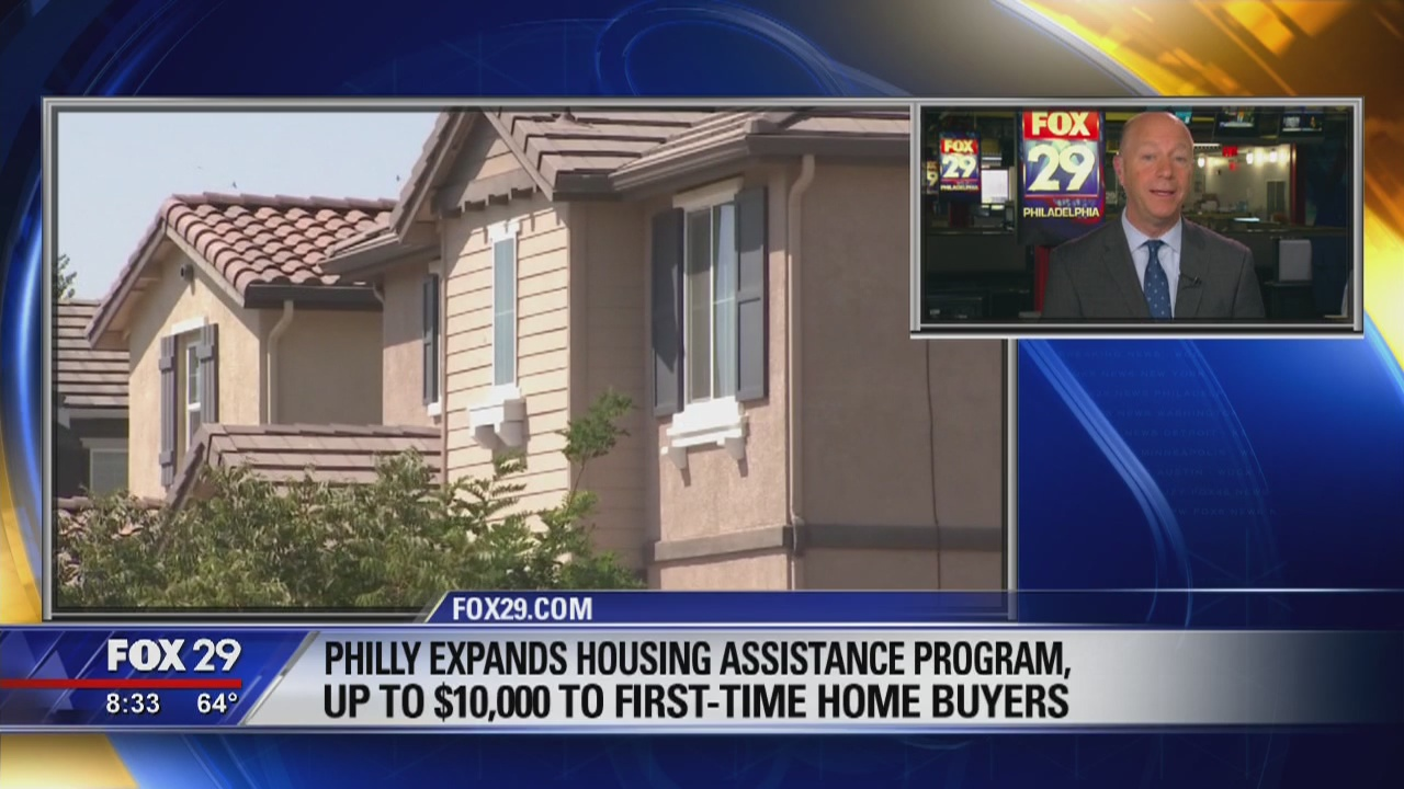Philly expands housing assistance program for 1st-time buyers