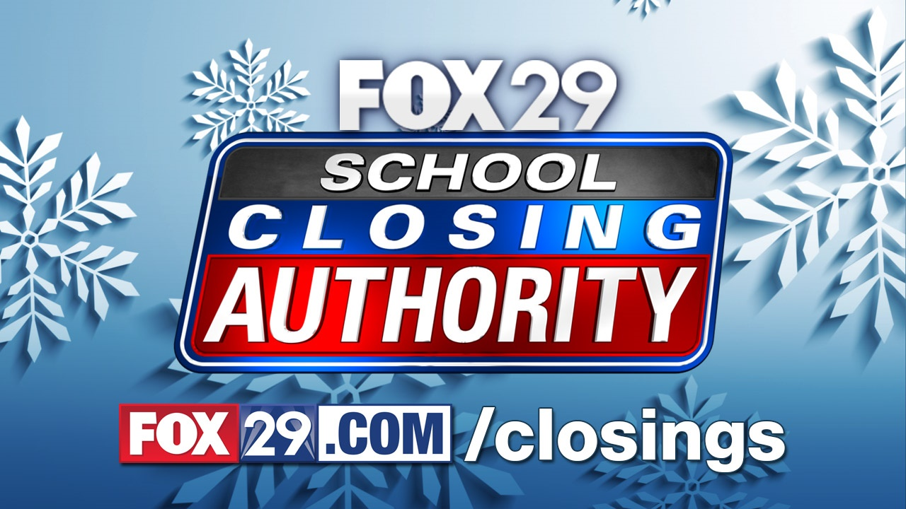 FOX 29 School Closings Authority
