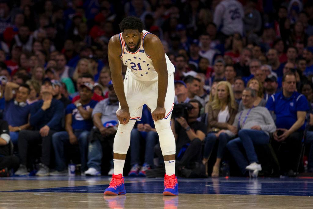 Joel Embiid named Second Team All-NBA