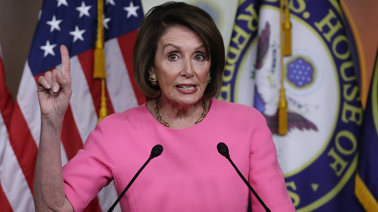 Pelosi questions Trump's fitness to remain in office, suggests 'intervention' for good of nation