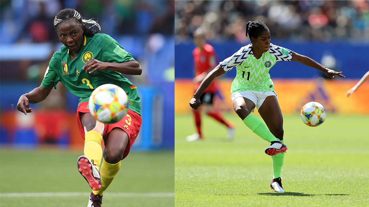 2 African teams — Nigeria and Cameroon — advance to knockout round for 1st time in WWC history