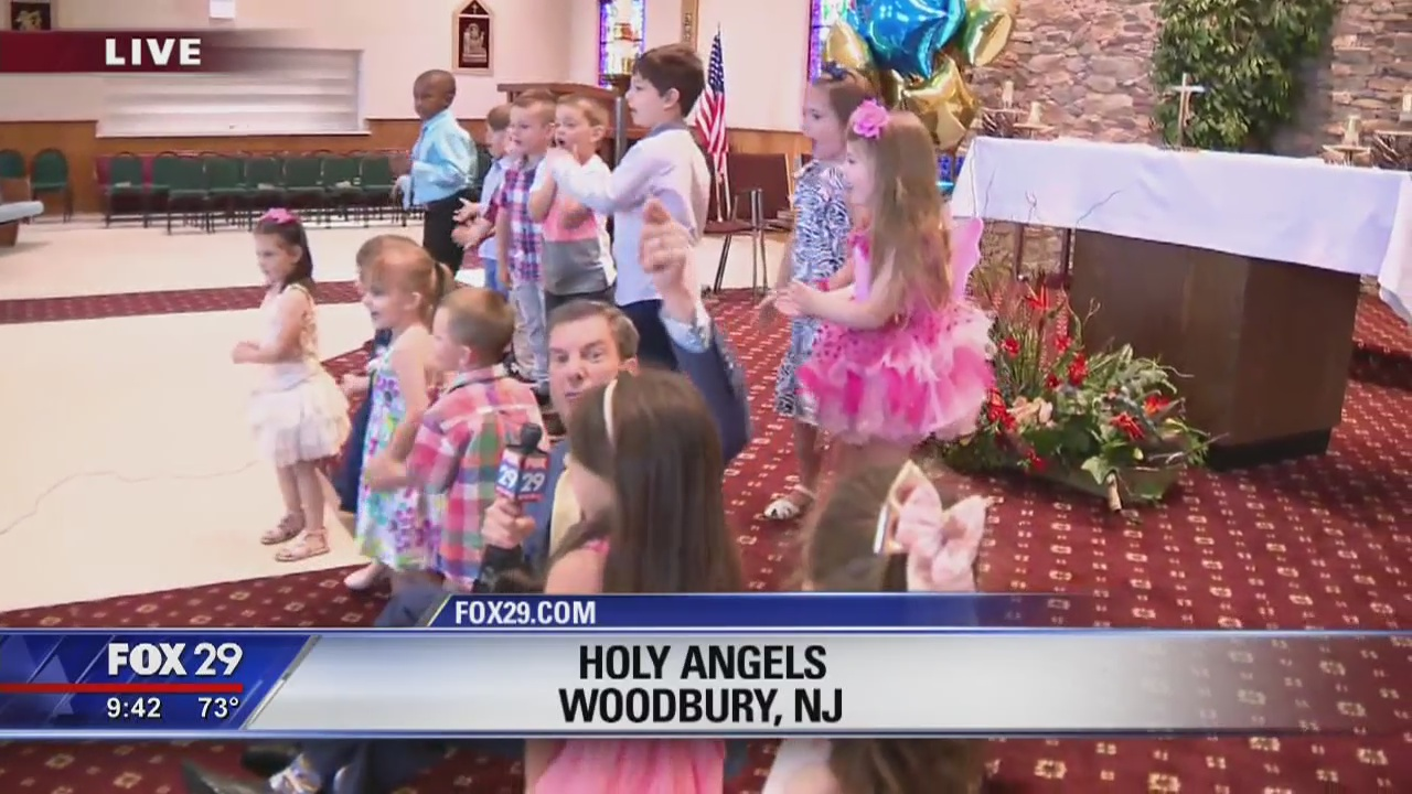 Kelly's Classroom: Holy Angels