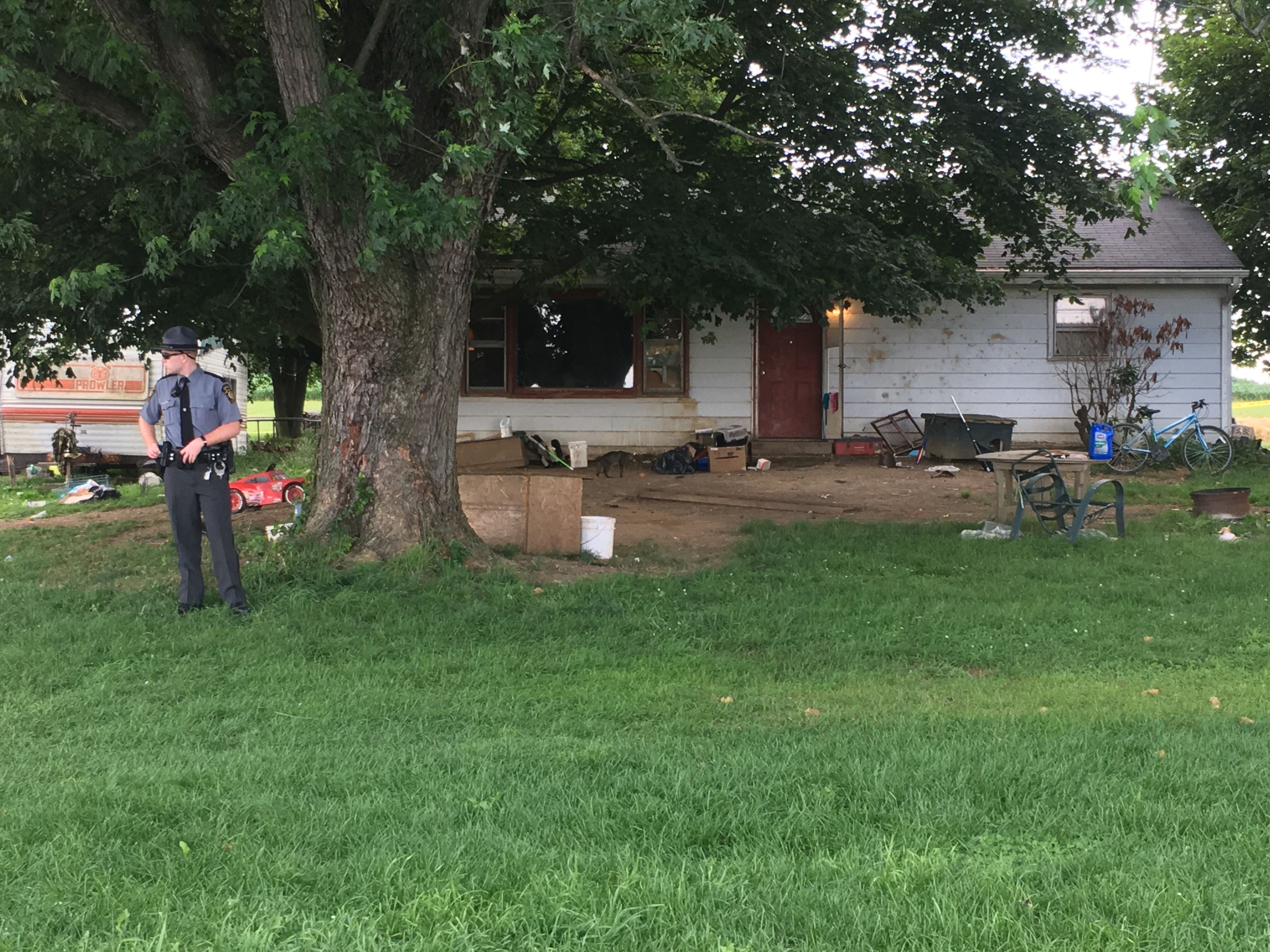 Police: 'Tortured and deceased' animals found at Chester County home