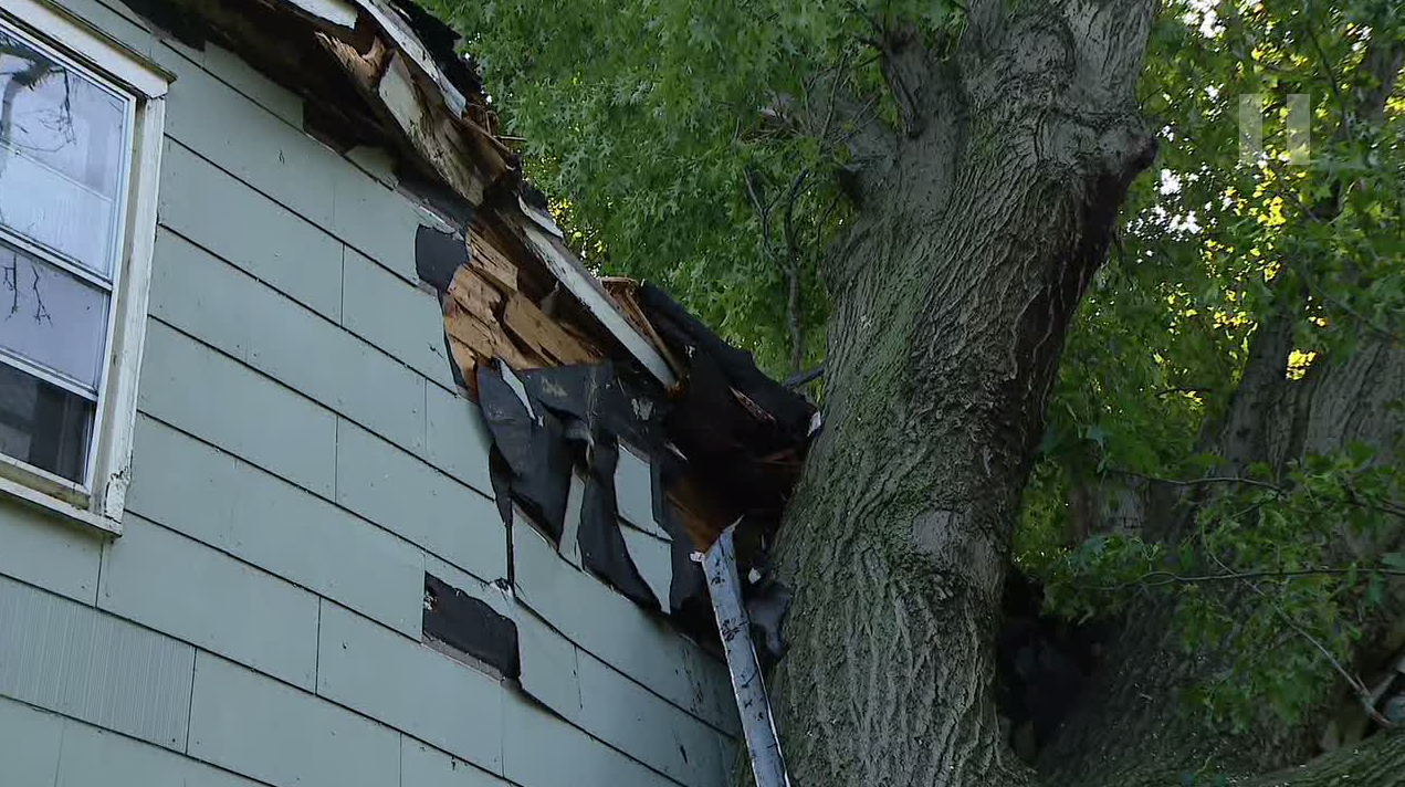 Multiple homes condemned after storm tears through Bucks County