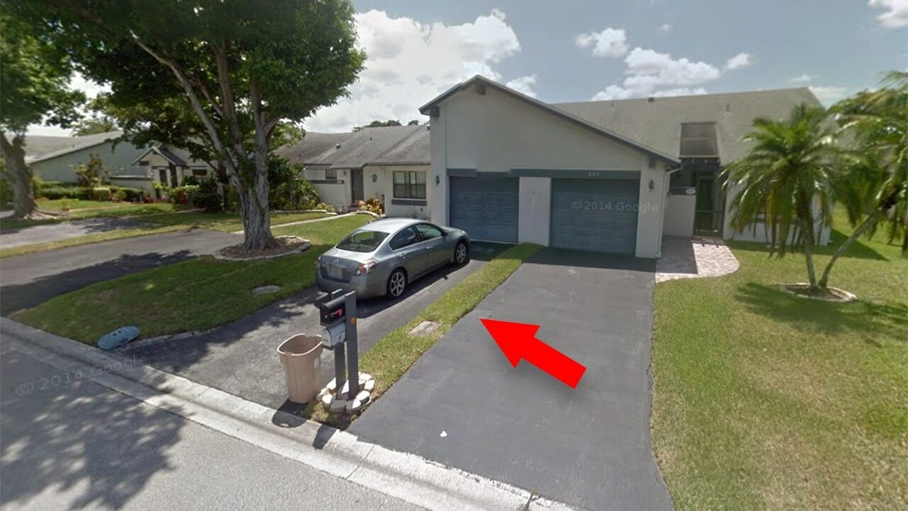 Man says Florida villa he bought at government auction turned out to be foot-wide piece of land