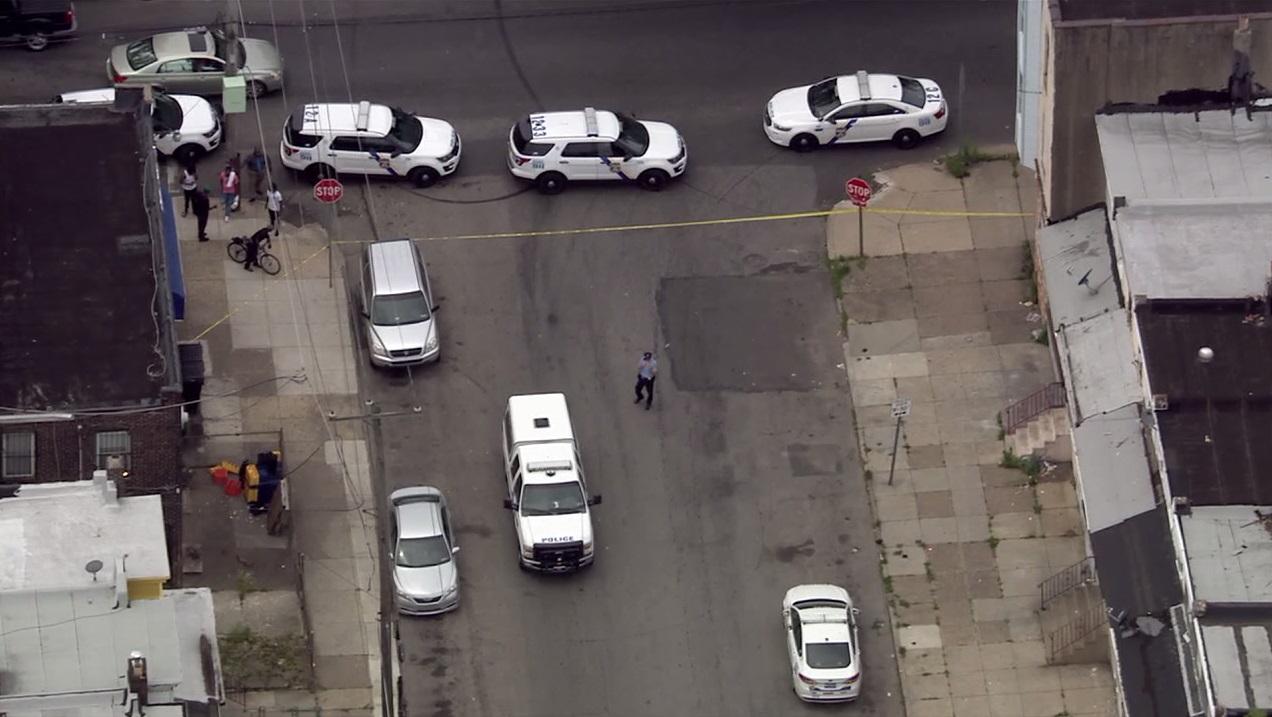 2 men injured after daytime shooting in Southwest Philadelphia