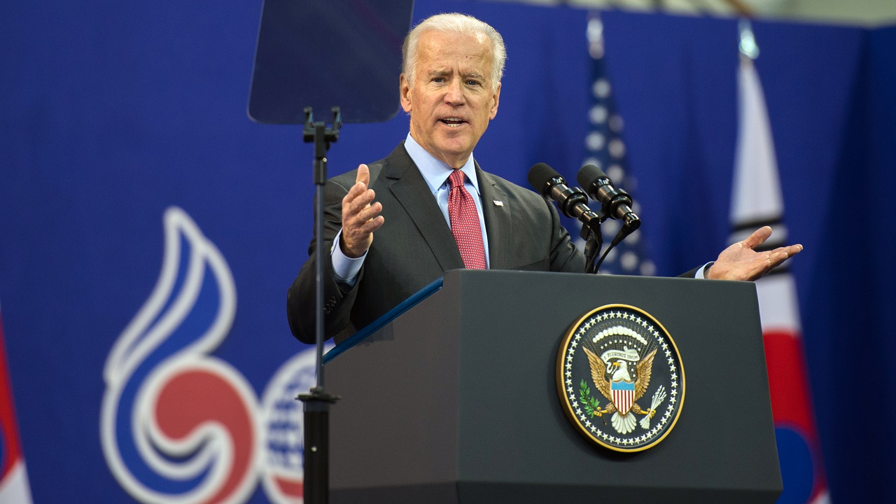 Biden declares LGBTQ rights his No. 1 legislative priority