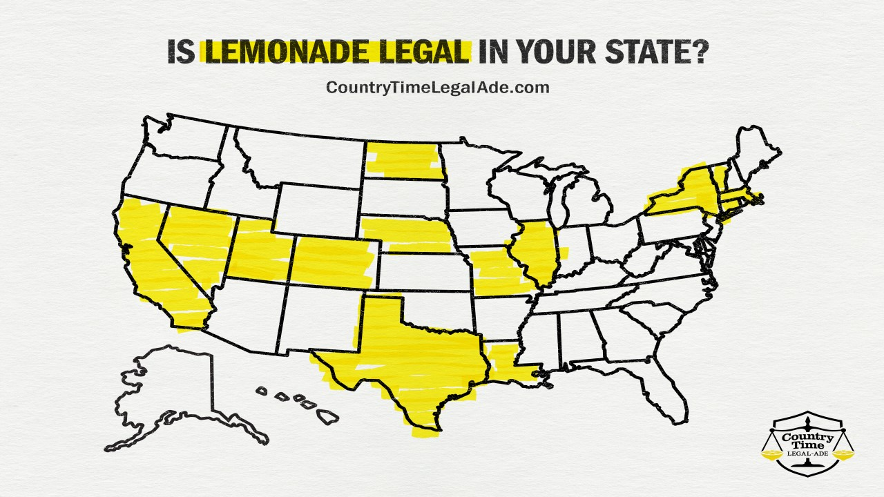 Country Time will pay fines and permits to help kids keep their lemonade stands this summer