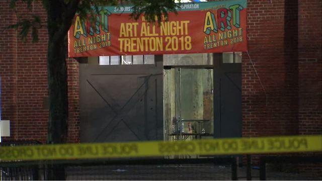 Trenton art festival returns after shooting, but won't go all night