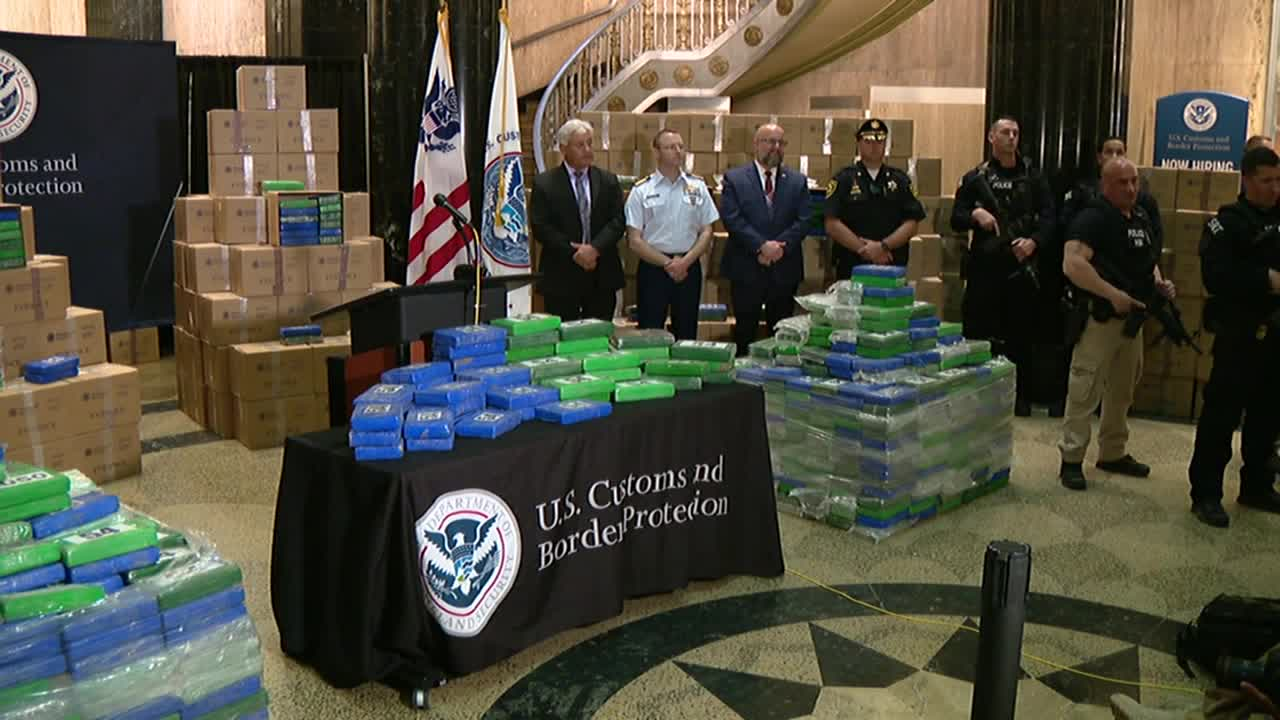 Hearings slated for ship crew after Philly cocaine seizure
