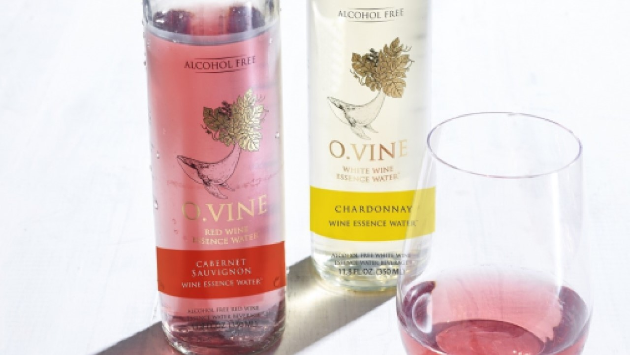 Stay hydrated this summer with non-alcoholic 'wine water'