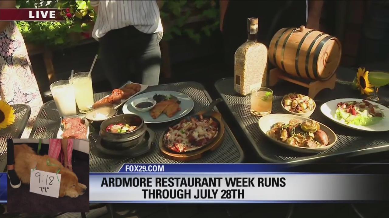 Ardmore Restaurants Gear Up For Restaurant Week Fox 29