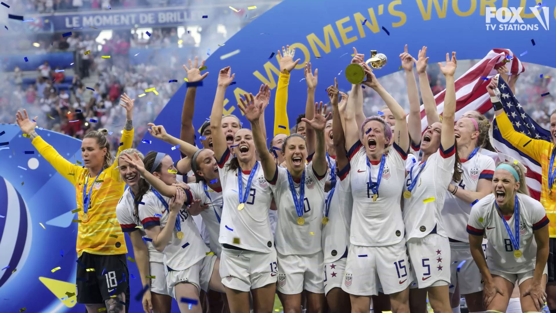 USWNT equal pay: Senator proposes bill to withhold 2026 World Cup funds until team paid equal to men