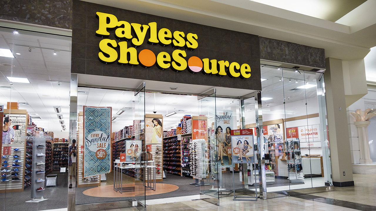 Arkansas mom buys all of Payless store's 1,500 shoes to give them away