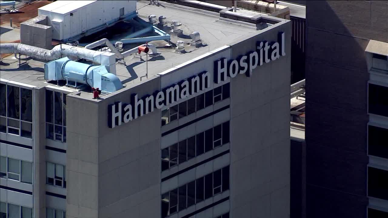 Hahnemann University Hospital shuts down emergency department