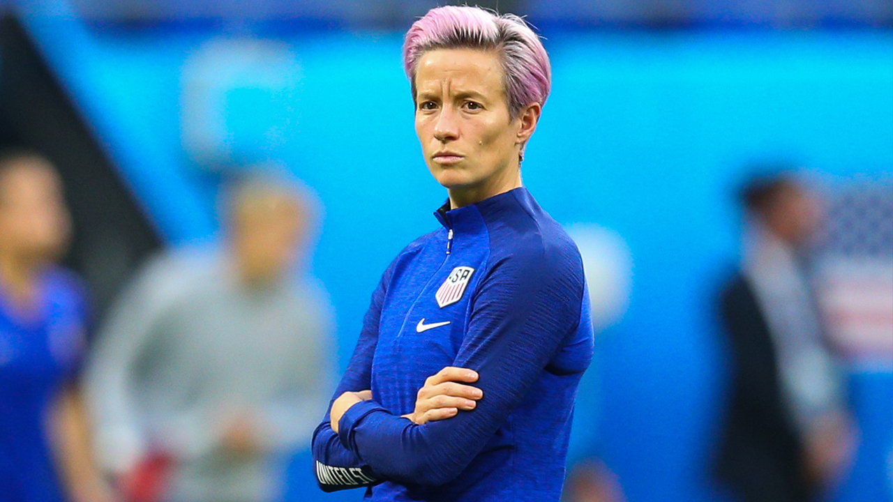 'It's ridiculous': Megan Rapinoe slams scheduling of Women's World Cup final on same day as men's soccer events