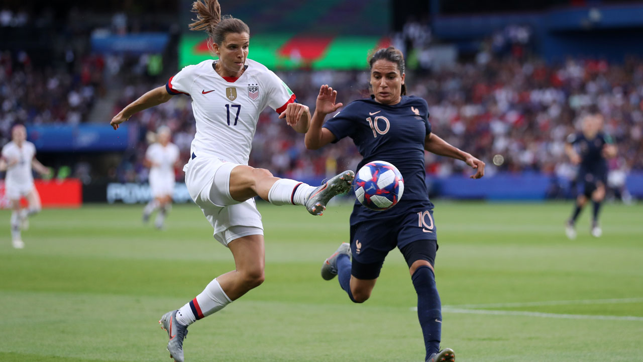 USA vs France World Cup game breaks viewership record