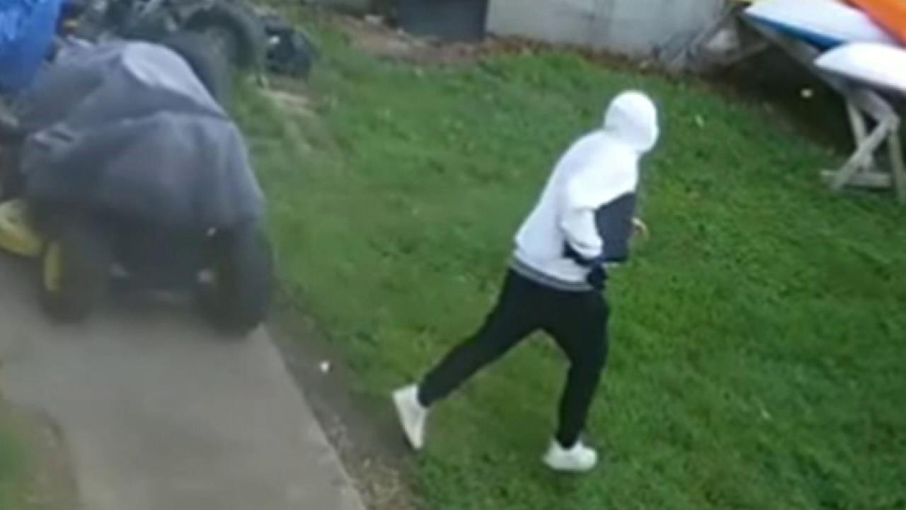 3 sought in Bensalem home burglary captured on camera