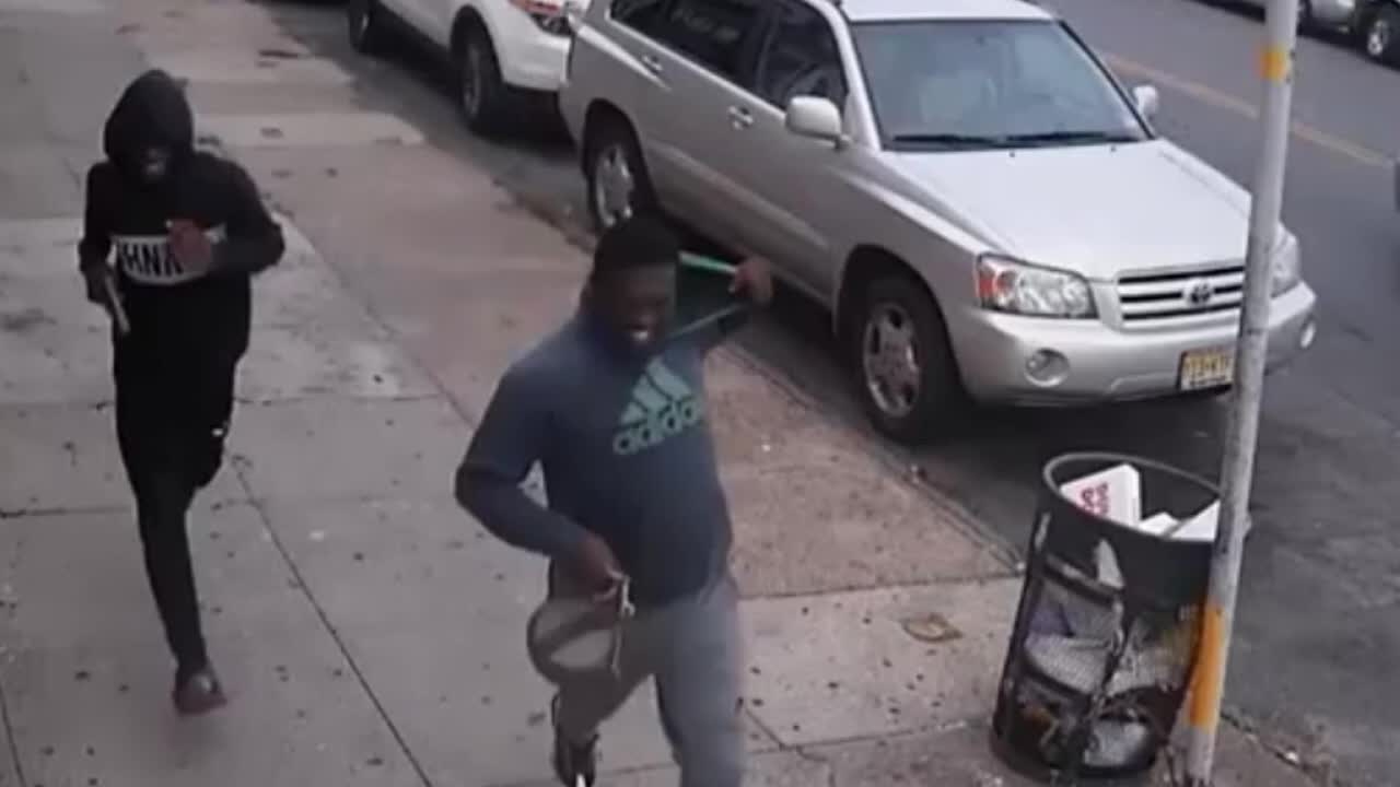 Police: Woman robbed at gunpoint in North Philadelphia, suspects sought