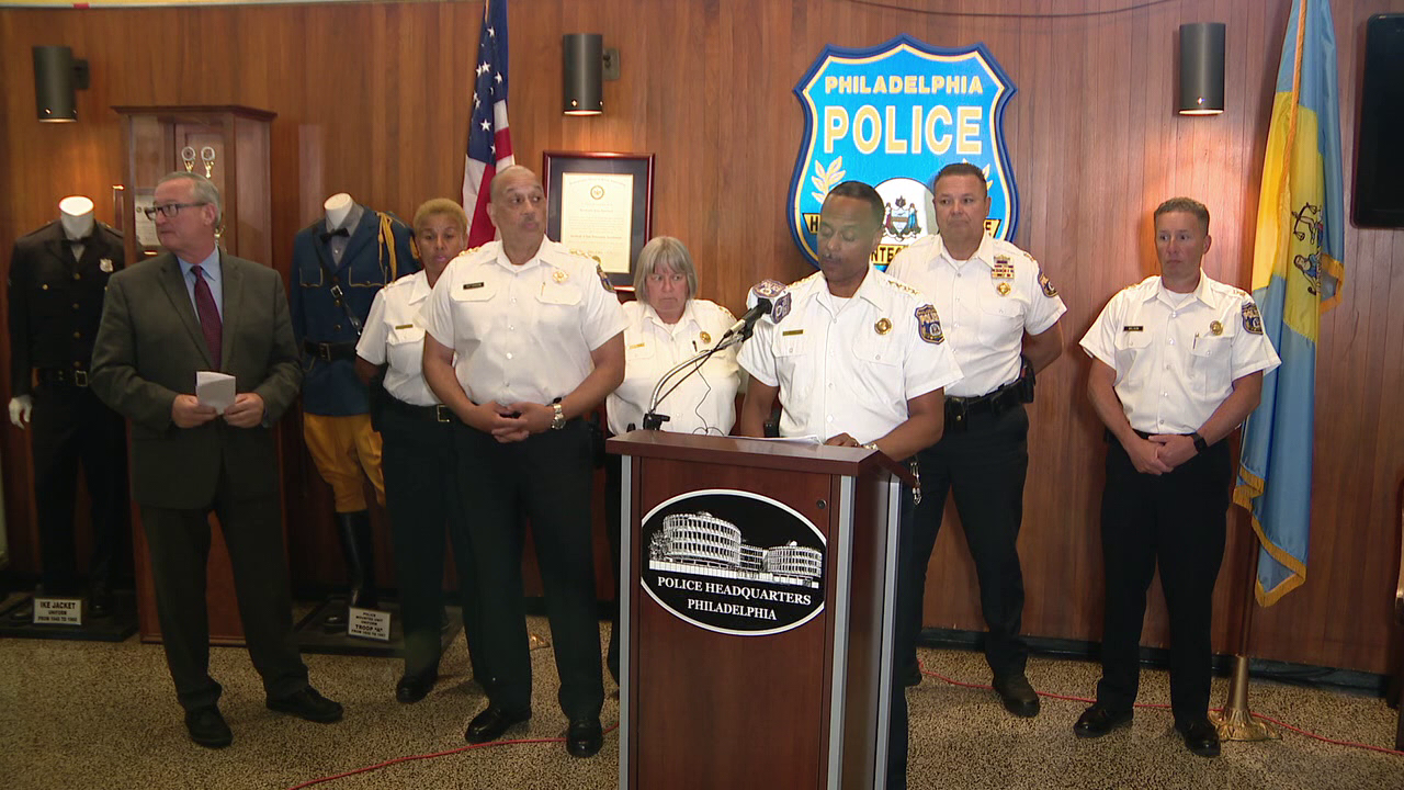 13 Philadelphia police officers to be fired after social media investigation