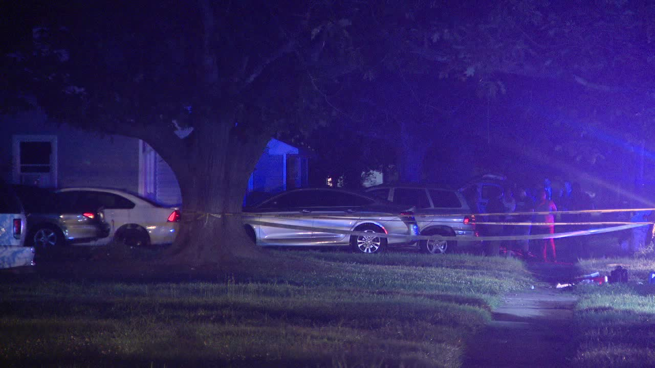 Authorities: Man wielding scythe shot, killed by police