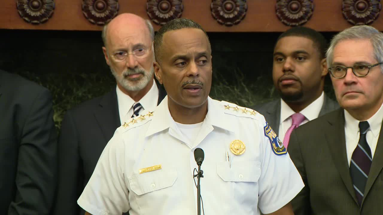 'This has to stop:' City officials address ongoing violence after North Philadelphia standoff