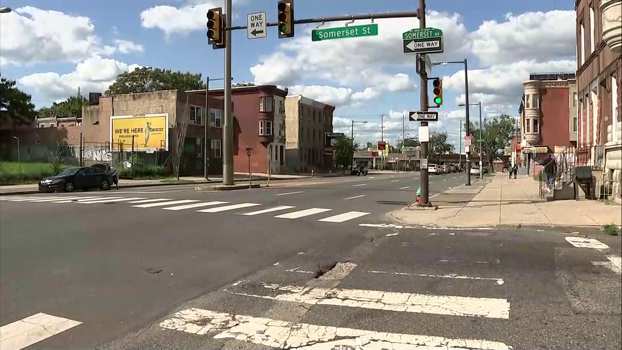 Man extremely critical in North Philadelphia hit-and-run