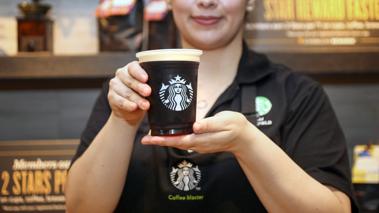 Starbucks Is Giving Out Free Nitro Cold Brew Coffee Friday