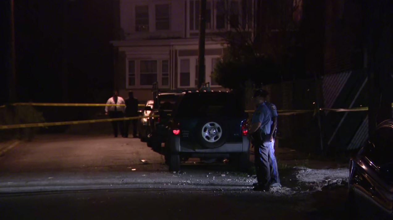 Violent night in Philadelphia leaves 1 dead, 3 injured