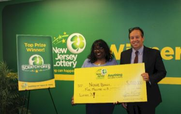 NJ woman attributes prayer to winning 5M on fourth lottery ticket