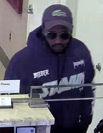 Authorities searching for Crescentville bank robbery suspect