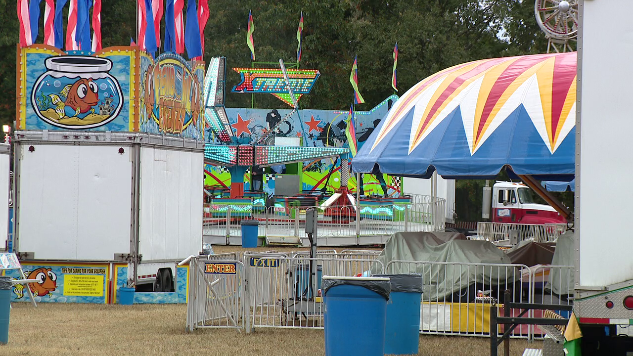 10 Year Old Girl Fatally Injured After Being Ejected From Festival Ride