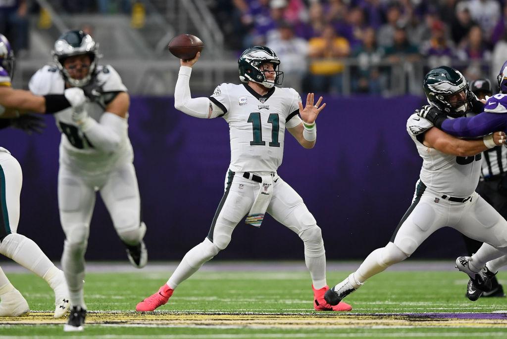 Eagles fall to the Vikings 30-28