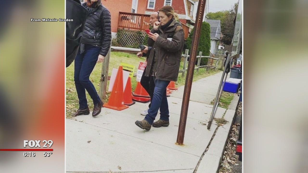 Kate Winslet and Evan Peters film HBO series in Delaware County - FOX 29 News Philadelphia