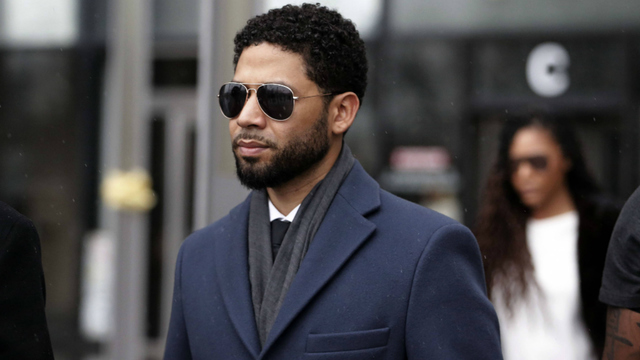 Actor Jussie Smollett Faces 6 New Charges