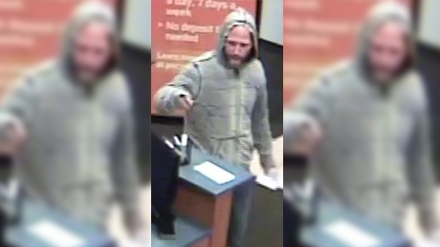 FBI, Philadelphia Police search for 'armed and dangerous' man who robbed PNC Bank in Center City