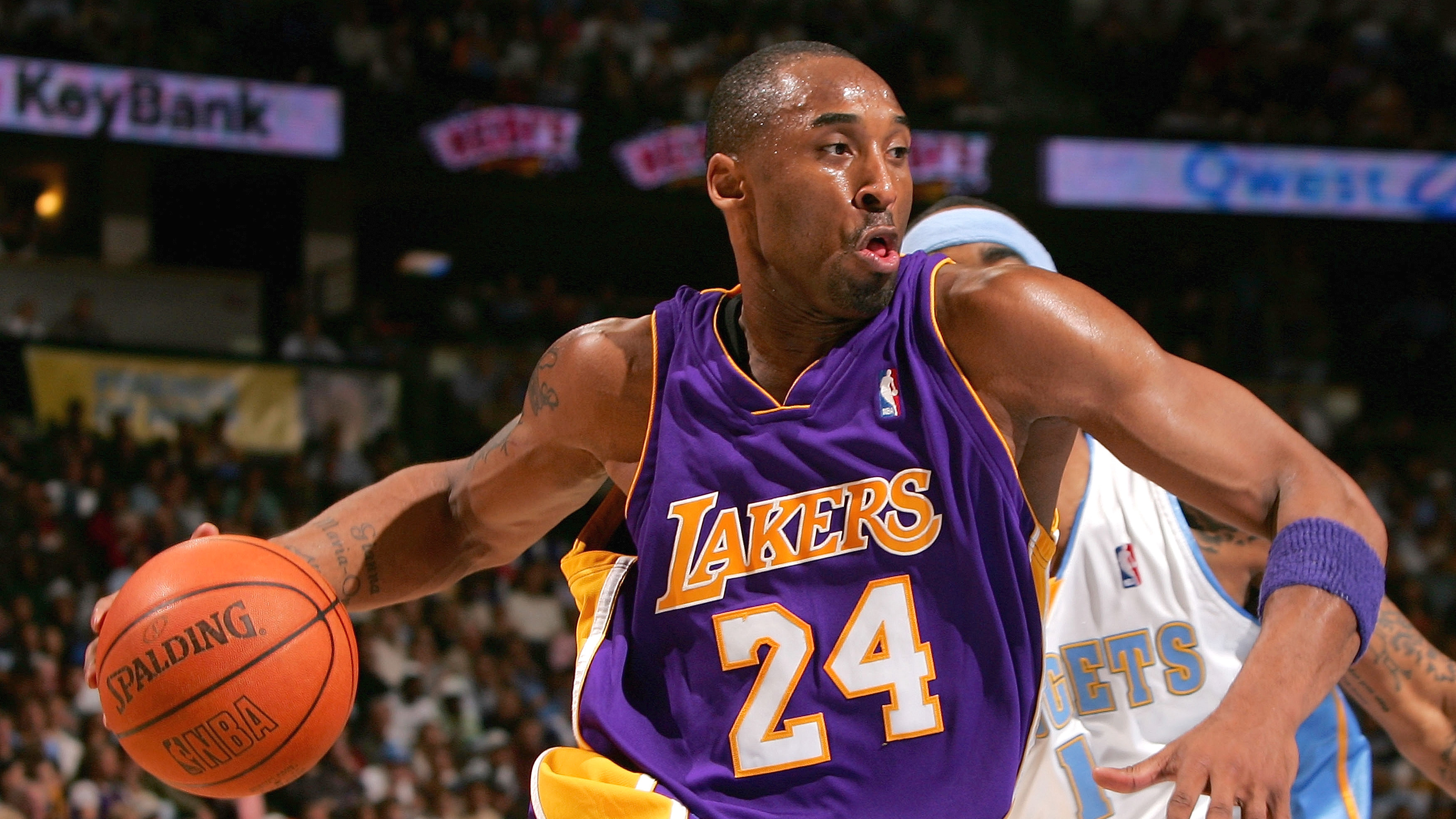 Petition To Change Nba Logo To Feature Late Kobe Bryant Gets