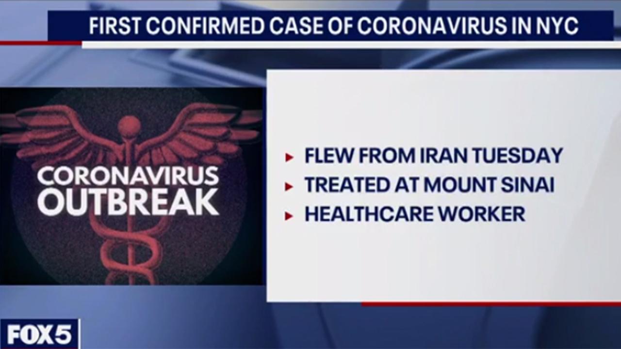 coronavirus new york confirmed